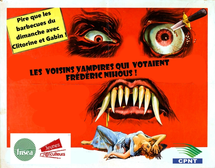 Old-Retro-Horror-Film-Posters-How-To-Make-A-Monster
